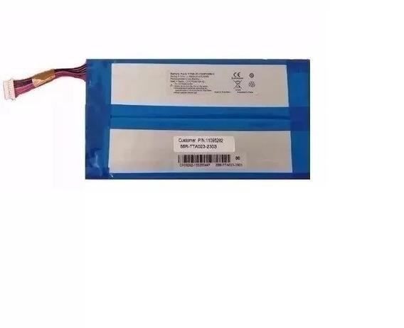 Bateria Tablet Positivo10 L1050 88r-tta023-2303 P/n11095282