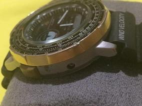Relógio Citizen New Wingman 8945 Super Conservado