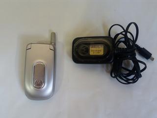 Celular Motorola V172 Impecavel Tudo Original Op: Claro