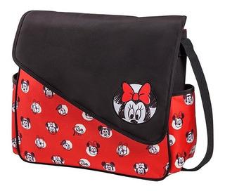 Pañalera Bebe Disney Original Minnie Mimi +3ragalos Sorpresa