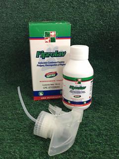 Fiprolav 100 Ml Fipronil. Spray Garrapaticida Perros Y Gatos