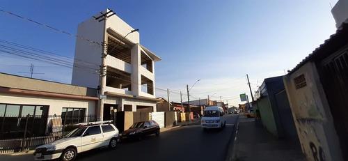 Imagem 1 de 5 de Salão Para Alugar, 50 M² Por R$ 4.000,00/mês - Loteamento Remanso Campineiro - Hortolândia/sp - Sl1085
