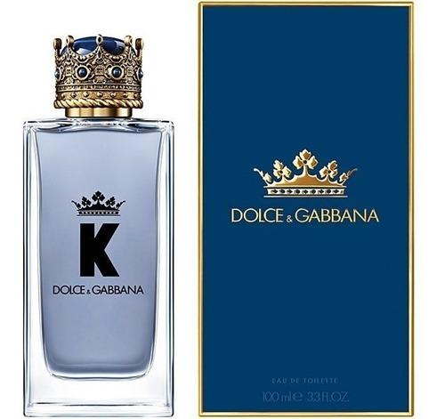 Imagen 1 de 2 de Nuevo!! Dolce & Gabbana  K  Edt 100ml / Prestige Parfums