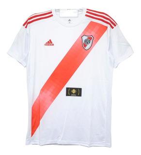 Camisa Do River Plate Nova Hermanos 2019 Oficial - Oferta