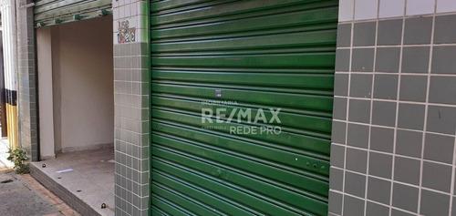 Imagem 1 de 16 de Loja Para Alugar, 300 M² Por R$ 2.500,00/mês - Centro - Campinas/sp - Lo0172