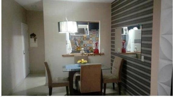 Apartamento Com 3 Dormitórios À Venda, 70 M² Por R$ 297.000,00 - Areia Branca - Santos/sp - Ap1569
