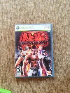 Tekken 6 Xbox 360. Envios A Todo Chile.