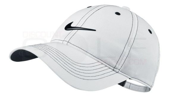 Gorra Nike Blanca 510640 - 100 - Buke Golf