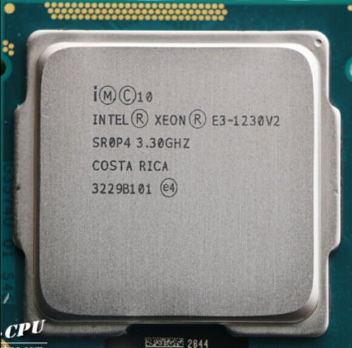 Processador Intel Xeon E3-1230 V2 8m 2.20ghz Lga 1155 Dl320e