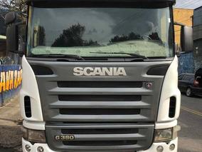 Scania G380 6x2 2008 Motor Novo Volvo/mb/vw/iveco/ford