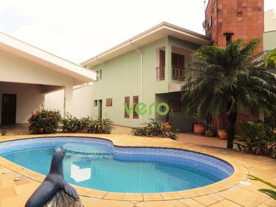 Casa Com 4 Dormitórios À Venda, 401 M² Por R$ 1.600.000,00 - Jardim Ipiranga - Americana/sp - Ca0124