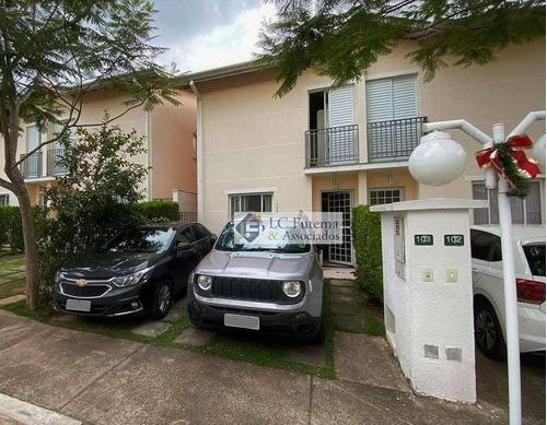 Casa Com 3 Dormitórios À Venda, 91 M² Por R$ 530.000,00 - Nativo Clube - Cotia/sp - Ca0270