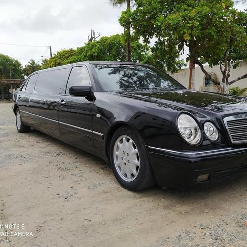 Imagem 1 de 11 de Mercedes-benz Classe E 1998 3.2 Avantgarde 4p
