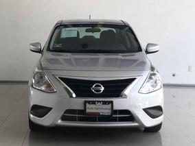 Nissan Versa Sense L4/1.6 Man