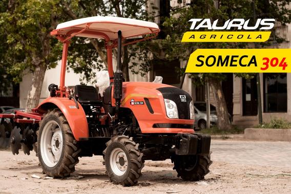 Tractor Someca 304 Tracción 4x4 Taurus Agrícola