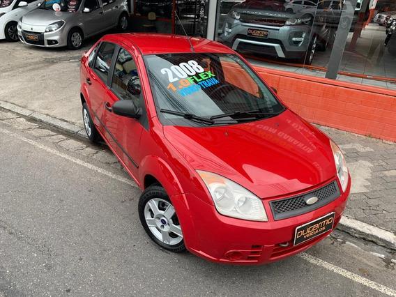 Ford Fiesta Sedan 2008 Básico!!