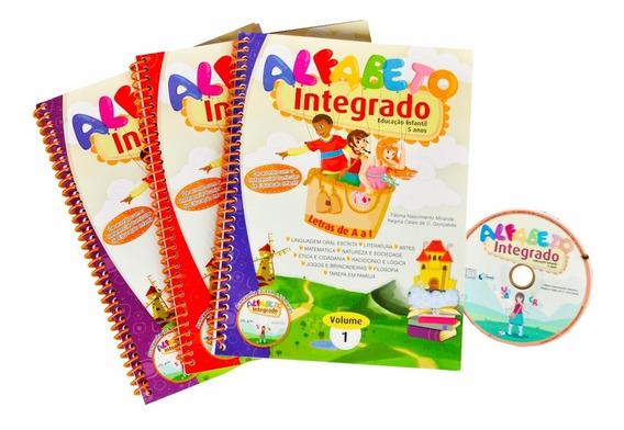 Coleção Alfabeto Integrado Educação Infantil + Brinde