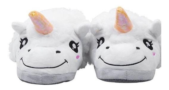 Pantuflas De Unicornio Anime Importadas Usa