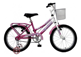 Bicicleta Nena Tomaselli Lady Rodado 16 Ad