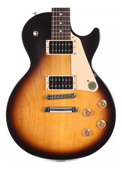 Guitarra Gibson Les Paul Tribute Satin Tobacco Burst C/ Bag