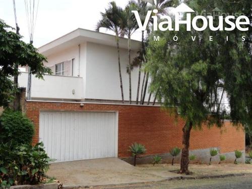 Casa Com 4 Dormitórios À Venda, 330 M² Por R$ 636.000 - Jardim Sumaré - Ribeirão Preto/sp - Ca0033