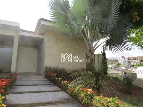 Casa Com 4 Dormitórios À Venda, 312 M² Por R$ 1.645.000,00 - Condomínio Jardim Theodora - Itu/sp - Ca2214