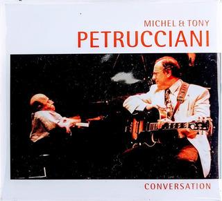 Cd Michel Et Tony Petrucciani Conversation - Lacrado Digipak