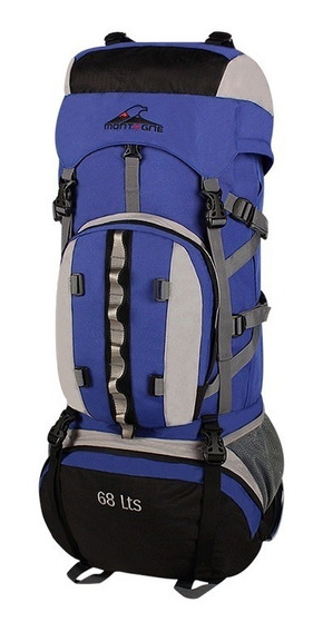 Mochila Montagne Dakota New 68 Lt . Oferta Ult/disponible