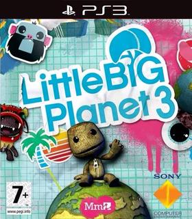 Little Big Planet 3 Ps3 Digital