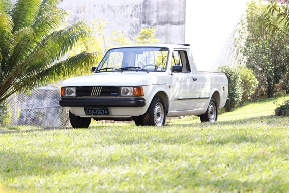 Fiat 147 1.3 Pick-up City Cs 8v Álcool 2p Manual