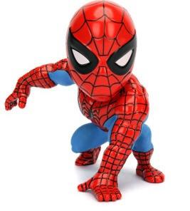 Metals Figura Spiderman 11cm Jada Wabro 7957