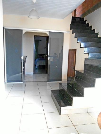 Ótima Casa 3 Quartos No Céu Azul - Ibh293