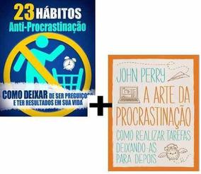 Livro 23 Hábitos Anti-procrastinação-s.j. Scott+brinde
