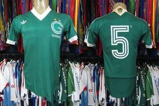 Guaraní 1981 Camisa Titular Tamanho G Número 5.