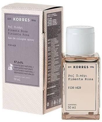 Perfuma Pimenta Rosa Korres