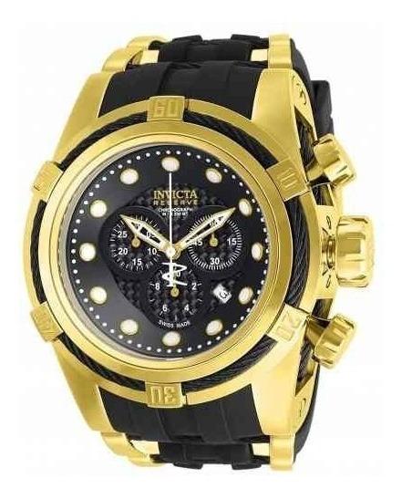 Relógio Invicta 12666 Reserve Bolt Zeus Original Com Caixa.