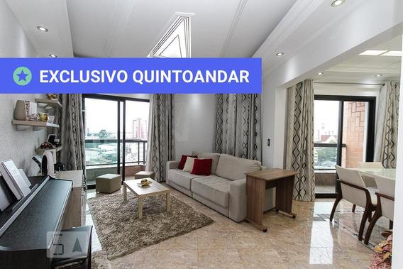 Apartamento No 9º Andar Com 3 Dormitórios E 4 Garagens - Id: 892957706 - 257706