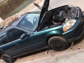 Honda Civic Ex Automatica