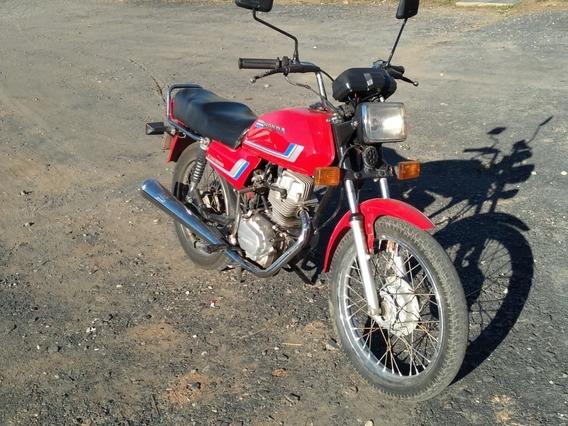 Honda Cg125 - 1984
