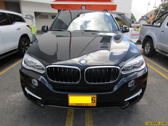 Bmw X5 Xdrive30d 3.0 Tp Td Black Edit
