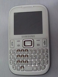 Celular Samsung D Teclado Quest Gt-e1260b Saida Antena Rural