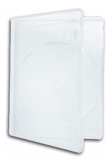 Caja Bluray 11mm 1 Disco Transparente 30$x100und