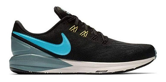 Zapatillas Nike Air Zoom Structure 22 Hombre Running + Envio