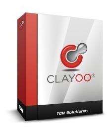 Clayoo 2.6 + Apostila Com 213 Pgs(ingles)