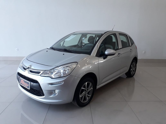 Citroën C3 1.5 Attraction 8v Flex 4p Manual
