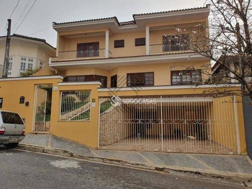 Imagem 1 de 30 de Casa Com 3 Dormitórios À Venda, 350 M² Por R$ 1.100.000,00 - Jardim Pagliato - Sorocaba/sp - Ca1704