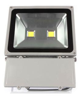 Reflector Led 100w Industrial Reforzado Luz Fria 110v - 220v