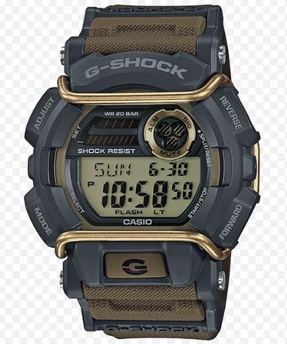 Relogio Casio G-shock Gd-400-9 Nova Cor Original Em S.p