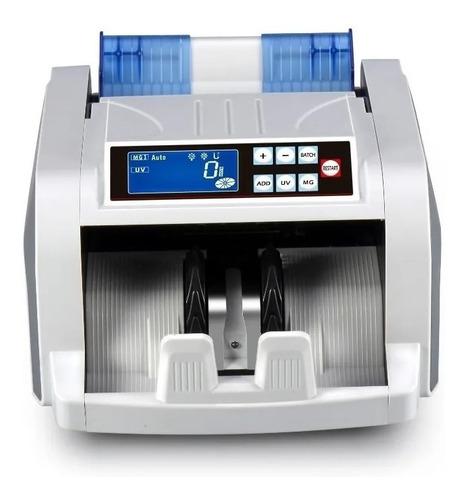 Contadora Billetes Sudvision Máquina Detector Falsos Mg/uv