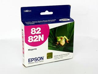 Cartucho Epson 82 82n - T082320 - Magenta